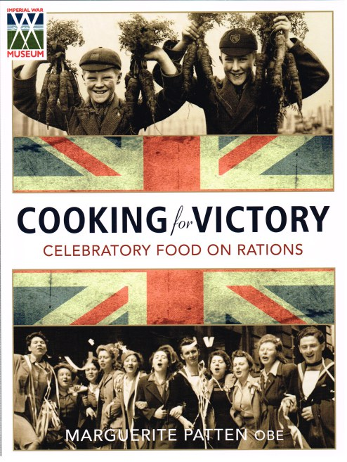 Image for COOKING FOR VICTORY: CELEBRATORY FOOD ON RATIONS