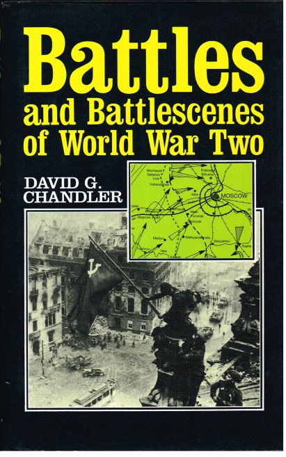 Image for BATTLES AND BATTLESCENES OF WORLD WAR TWO