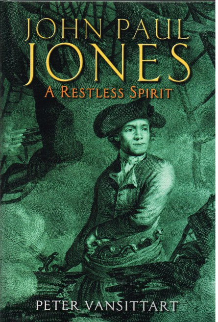 Image for JOHN PAUL JONES: A RESTLESS SPIRIT