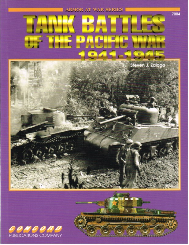 Image for TANK BATTLES OF THE PACIFIC WAR 1941-1945