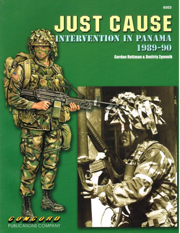 Image for JUST CAUSE: INTERVENTION IN PANAMA 1989-90