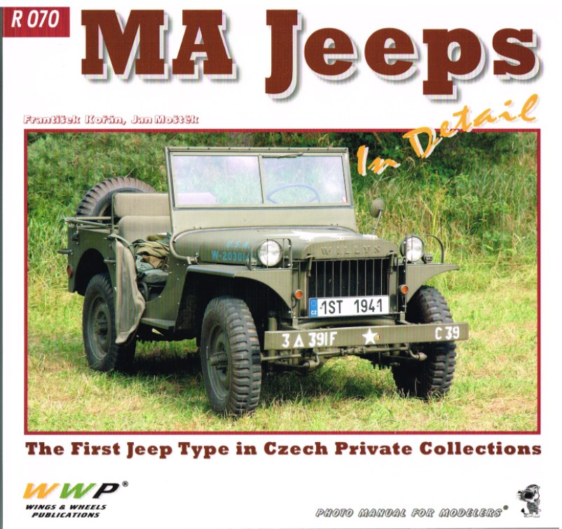 Image for MA JEEPS IN DETAIL