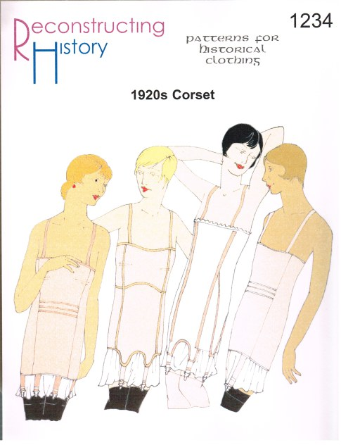Image for RH1234: LADIES' 1920S CORSET