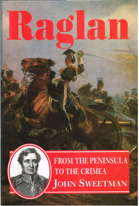 Image for RAGLAN: FROM THE PENINSULA TO THE CRIMEA