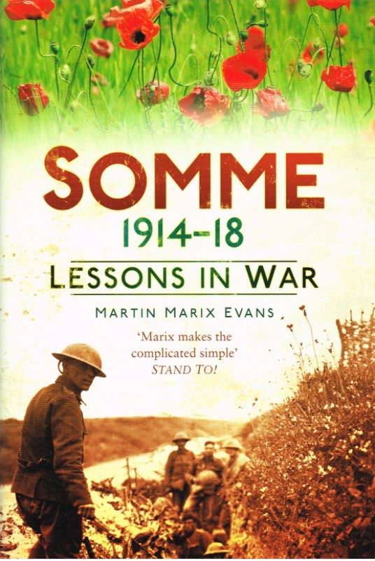 Image for SOMME 1914-18 LESSONS IN WAR