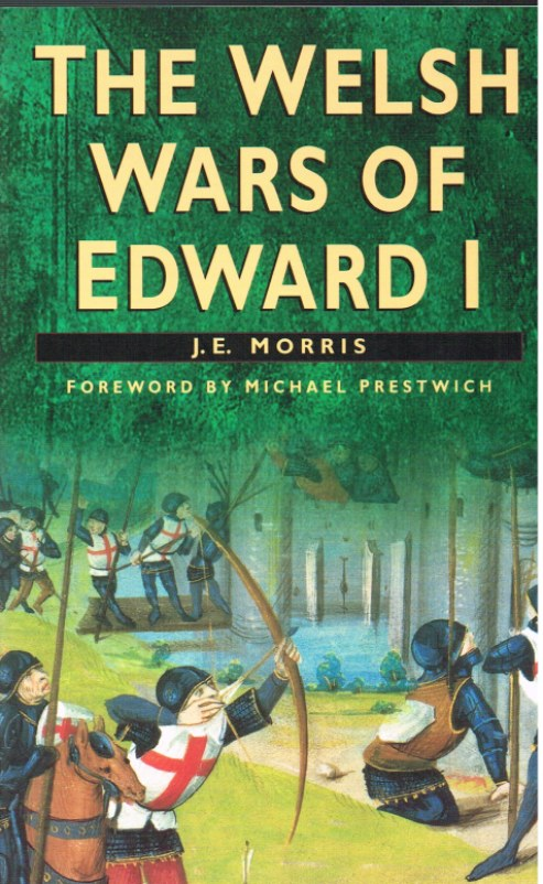 Image for THE WELSH WARS OF EDWARD I