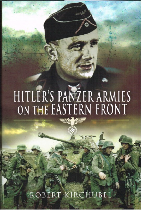 Image for HITLER'S PANZER ARMIES ON THE EASTERN FRONT