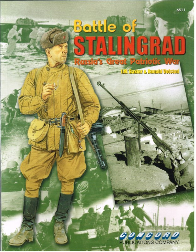 Image for BATTLE OF STALINGRAD: RUSSIA'S GREAT PATRIOTIC WAR