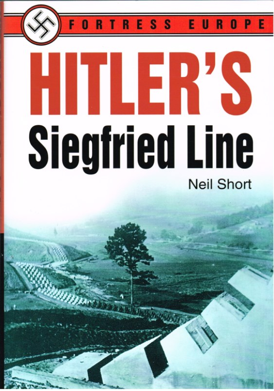 Image for HITLER'S SIEGFRIED LINE