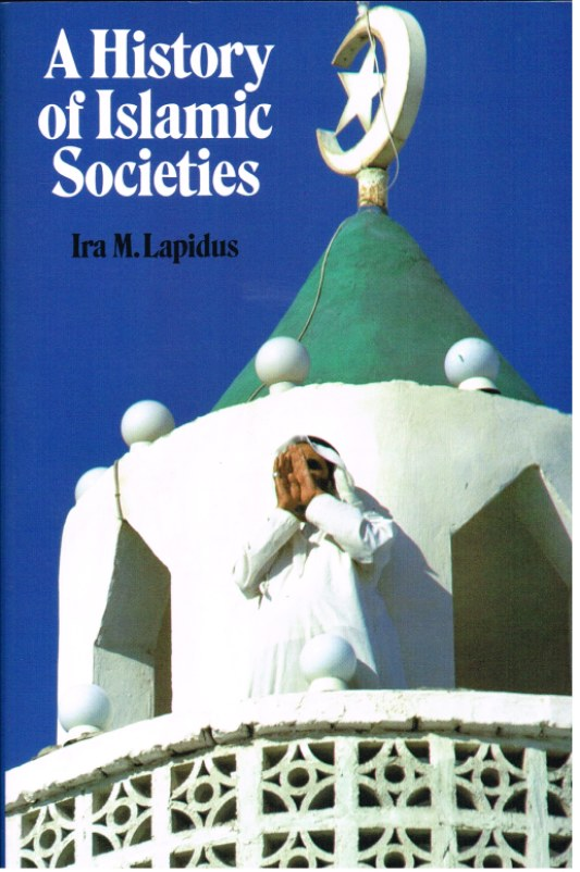 Image for A HISTORY OF ISLAMIC SOCIETIES