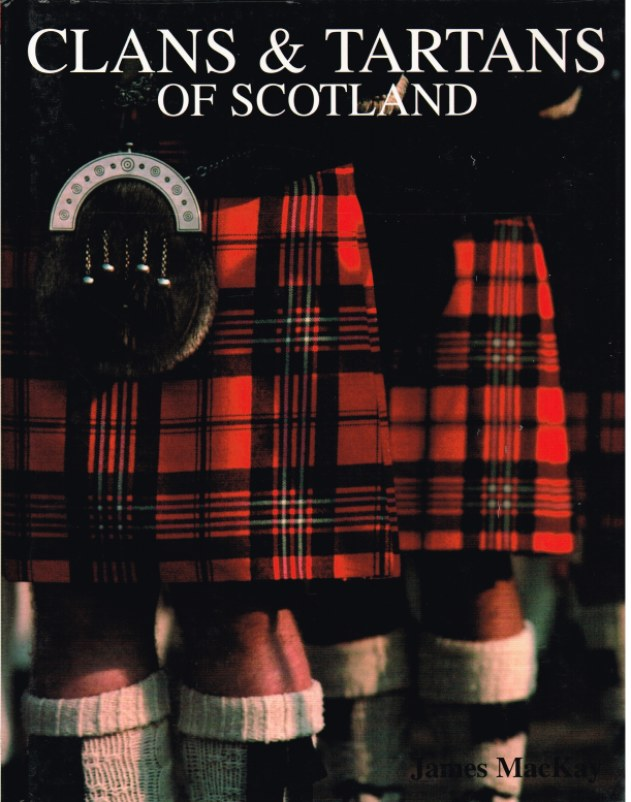 Image for CLANS & TARTANS OF SCOTLAND