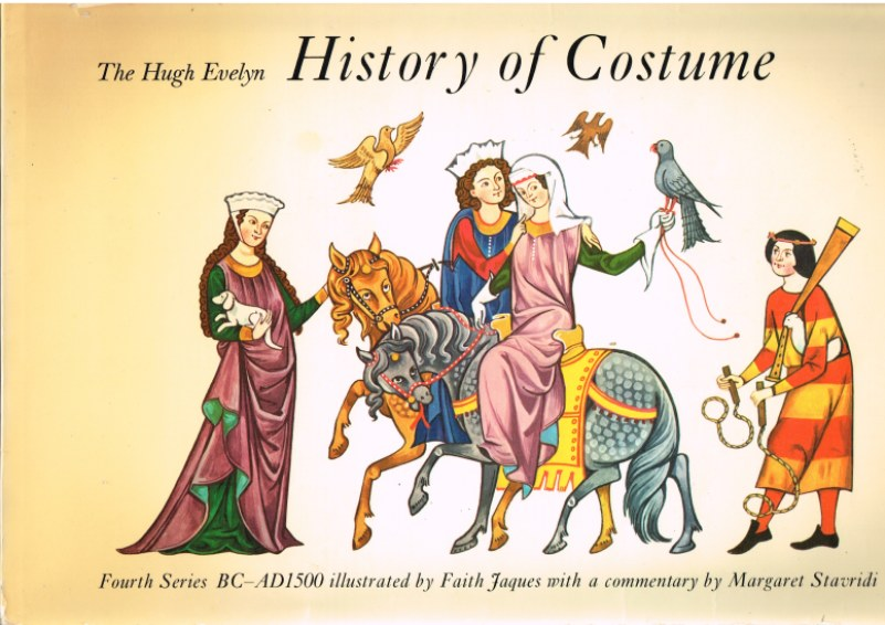Image for THE HUGH EVELYN HISTORY OF COSTUME : FOURTH SERIES BC-AD1500