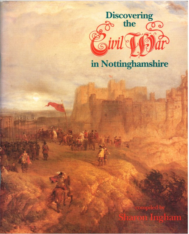 Image for DISCOVERING THE CIVIL WAR IN NOTTINGHAMSHIRE