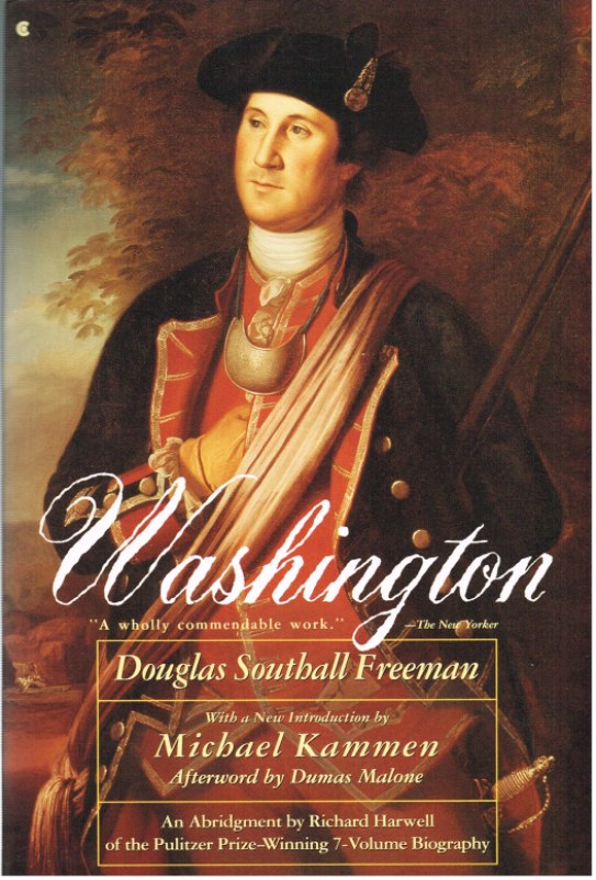 Image for WASHINGTON (AN ABRIDGMENT)