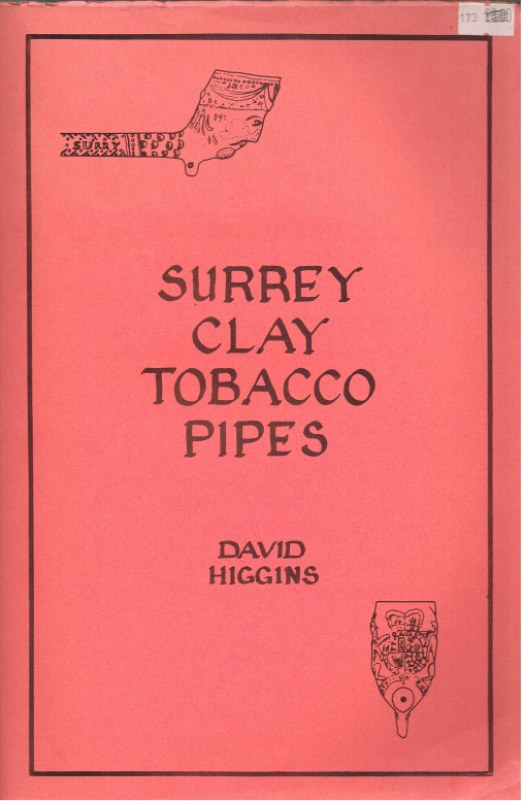 Image for SURREY CLAY TOBACCO PIPES