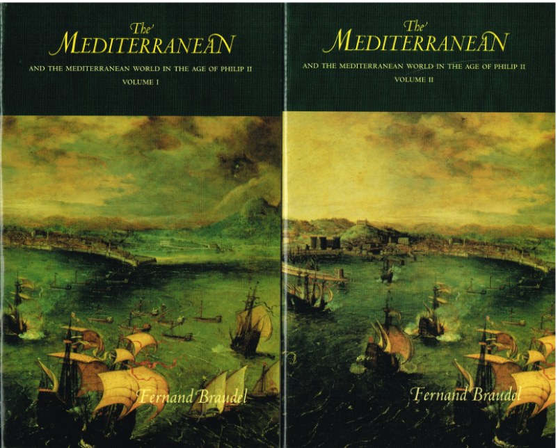 Image for THE MEDITERRANEAN AND THE MEDITERRANEAN WORLD IN THE AGE OF PHILIP II (TWO VOLUME SET)