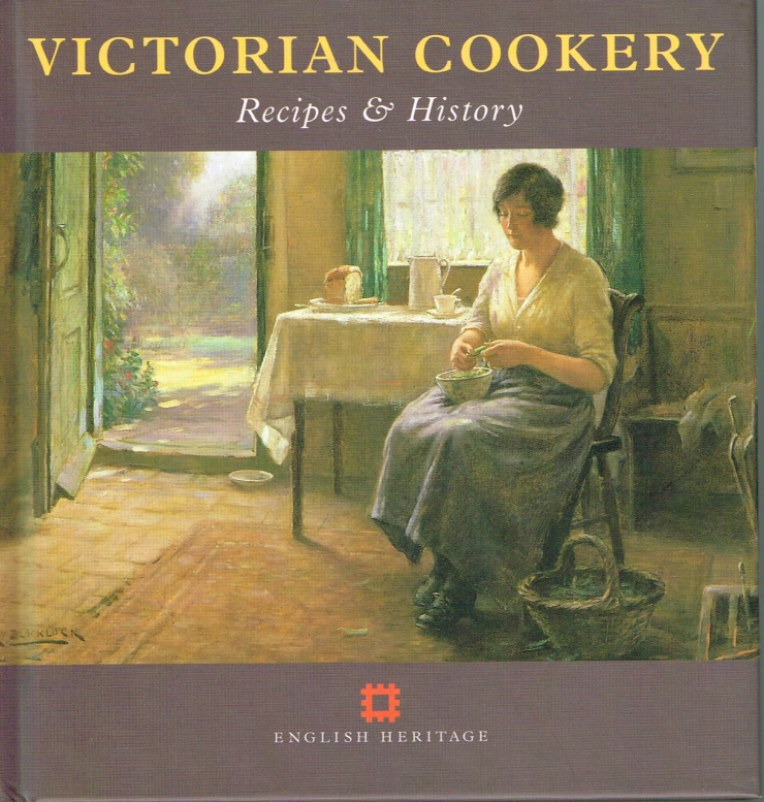 Image for VICTORIAN COOKERY: RECIPES & HISTORY