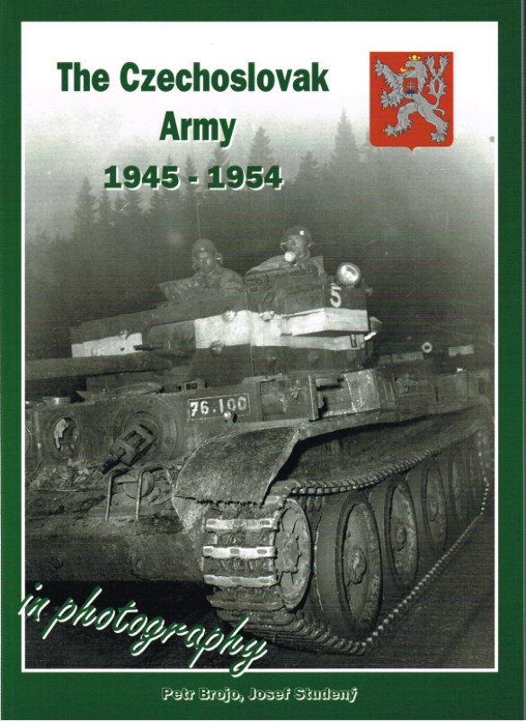Image for THE CZECHOSLOVAK ARMY 1945-1954