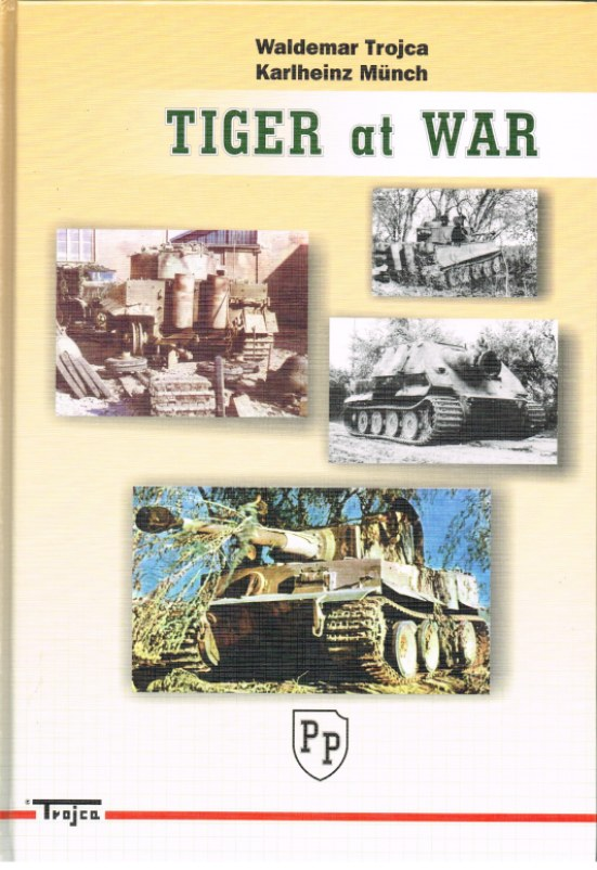 Image for TIGER AT WAR