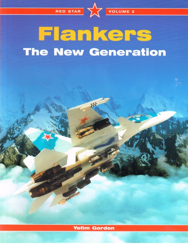 Image for RED STAR VOLUME 2: FLANKERS: THE NEW GENERATION