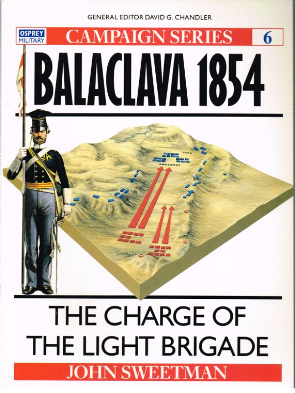 Image for BALACLAVA 1854 : THE CHARGE OF THE LIGHT BRIGADE