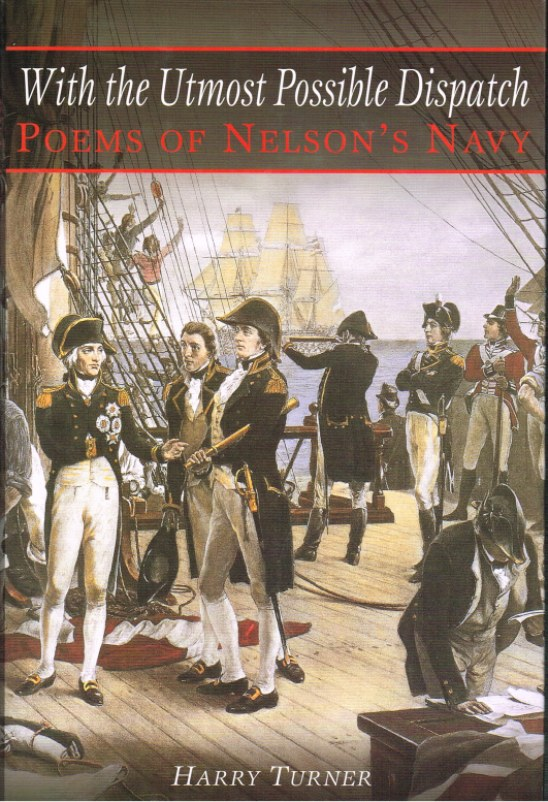Image for WITH THE UTMOST POSSIBLE DISPATCH: POEMS OF NELSON'S NAVY