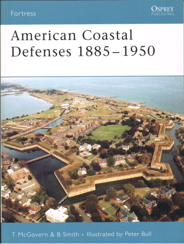 Image for AMERICAN COASTAL DEFENSES 1885-1950