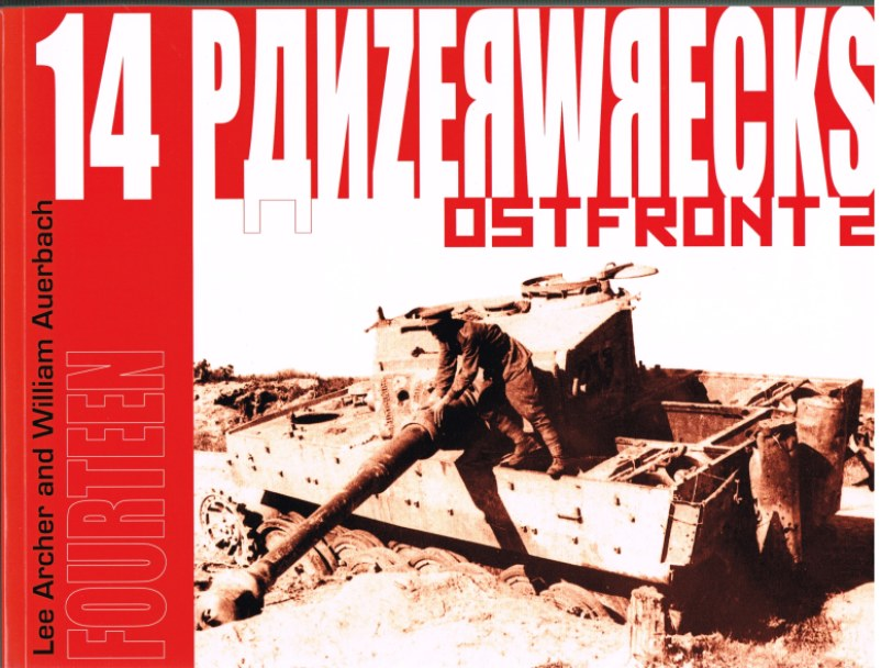 Image for PANZERWRECKS 14: OSTFRONT 2