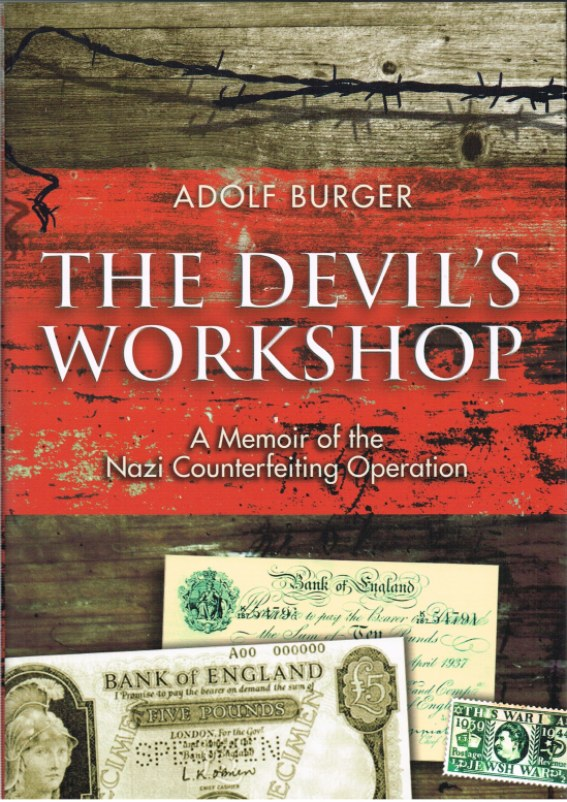 Image for DEVIL'S WORKSHOP : A MEMOIR OF THE NAZI COUNTERFEITING OPERATION