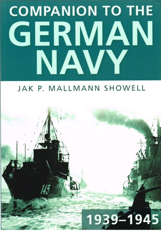 Image for COMPANION TO THE GERMAN NAVY 1939-1945