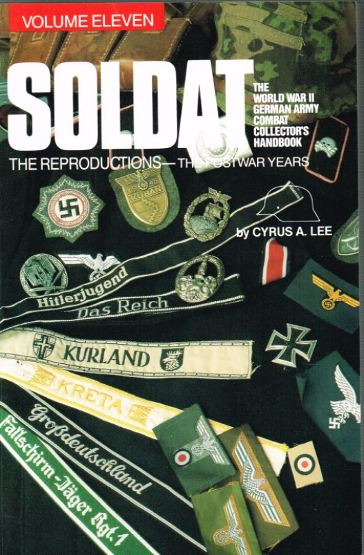 Image for SOLDAT VOLUME ELEVEN: THE REPRODUCTIONS - THE POST WAR YEARS