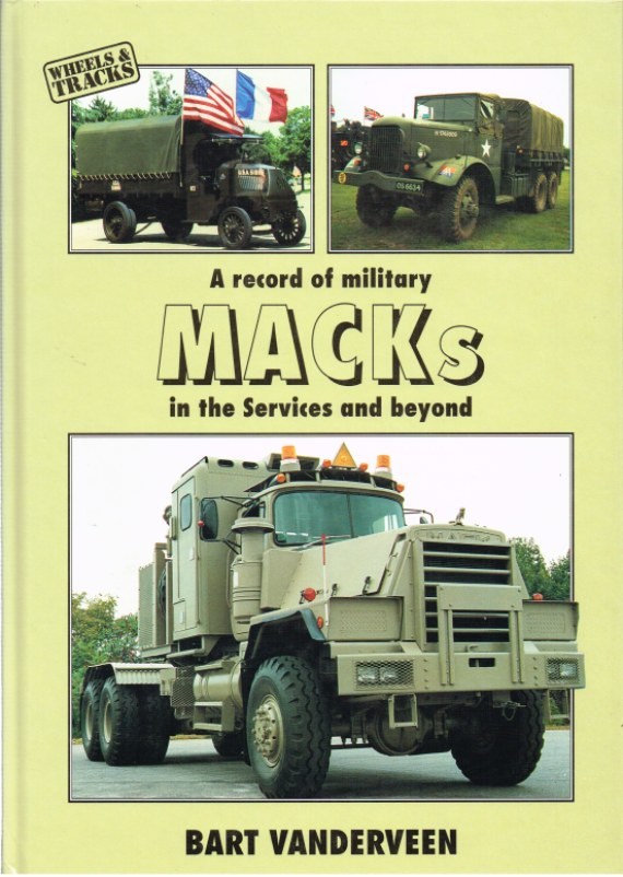 Image for A RECORD OF MILITARY MACKS IN THE SERVICES AND BEYOND