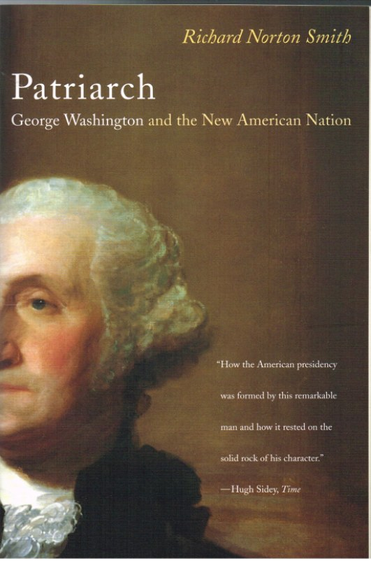 Image for PATRIARCH: GEORGE WASHINGTON AND THE NEW AMERICAN NATION