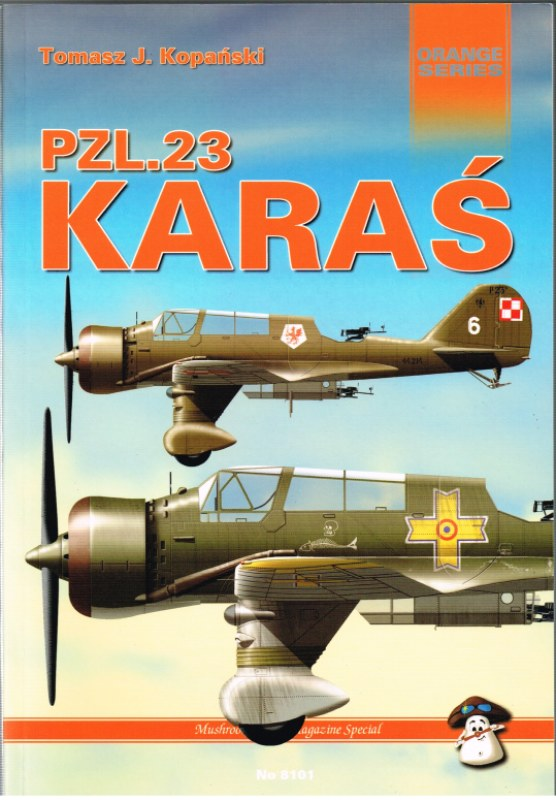 Image for PZL.23 KARAS AND EXPORT VERSION