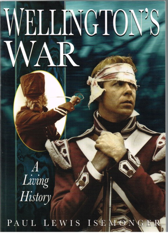 Image for WELLINGTON'S WAR (SIGNED COPY)