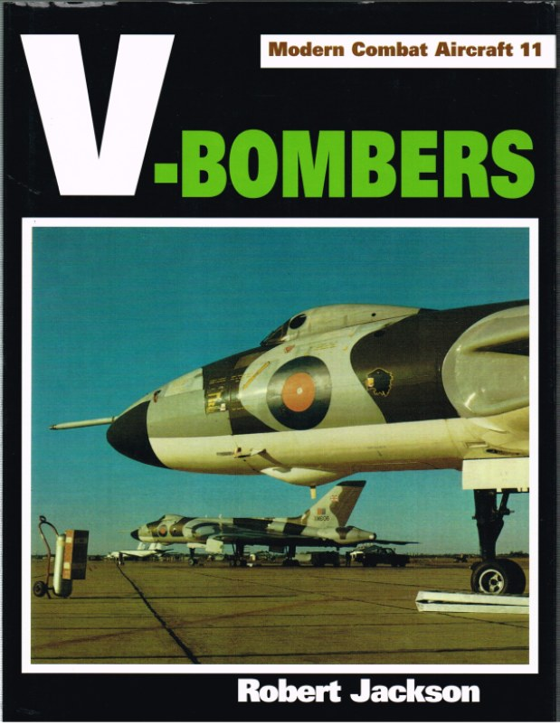 Image for MODERN COMBAT AIRCRAFT 11: V-BOMBERS