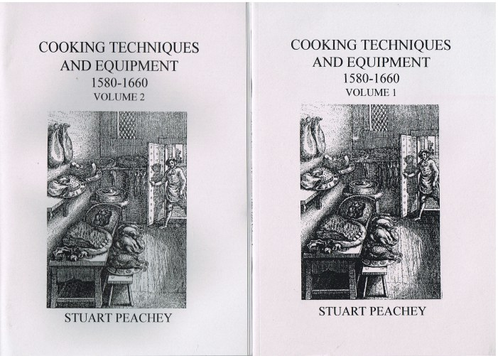 Image for COOKING TECHNIQUES AND EQUIPMENT 1580-1660 (TWO VOLUME SET)