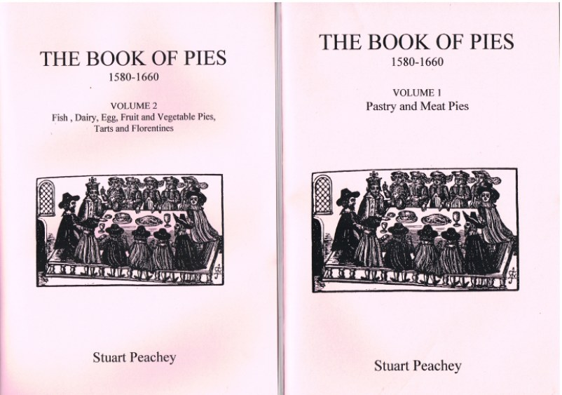 Image for THE BOOK OF PIES (TWO VOLUME SET)