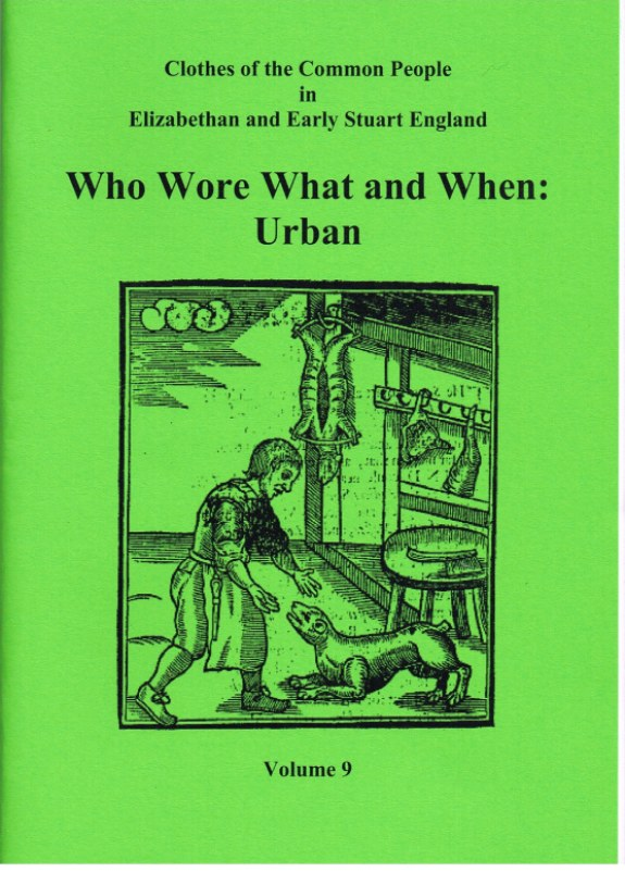 Image for CLOTHES OF THE COMMON PEOPLE VOLUME 9: WHO WORE WHAT AND WHEN: URBAN