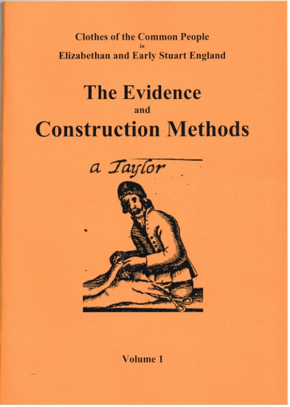 Image for CLOTHES OF THE COMMON PEOPLE VOLUME 1: THE EVIDENCE AND CONSTRUCTION TECHNIQUES