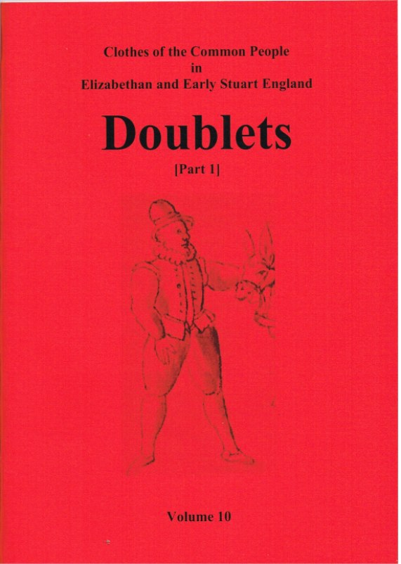 Image for CLOTHES OF THE COMMON PEOPLE VOLUME 10: DOUBLETS (PART 1)