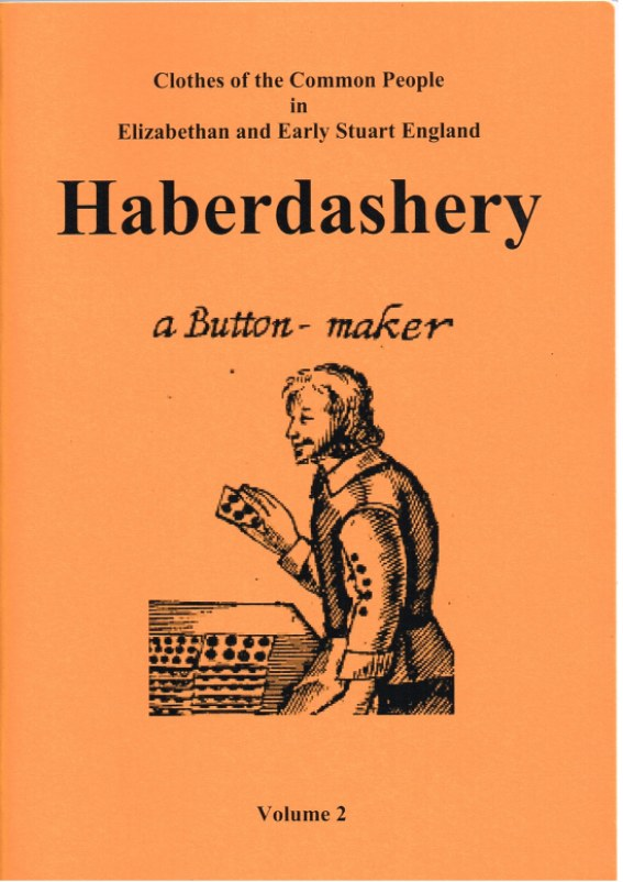 Image for CLOTHES OF THE COMMON PEOPLE VOLUME 2: HABERDASHERY