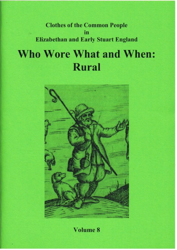Image for CLOTHES OF THE COMMON PEOPLE VOLUME 8: WHO WORE WHAT AND WHEN: RURAL