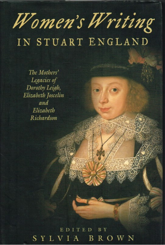 Image for WOMEN'S WRITING IN STUART ENGLAND