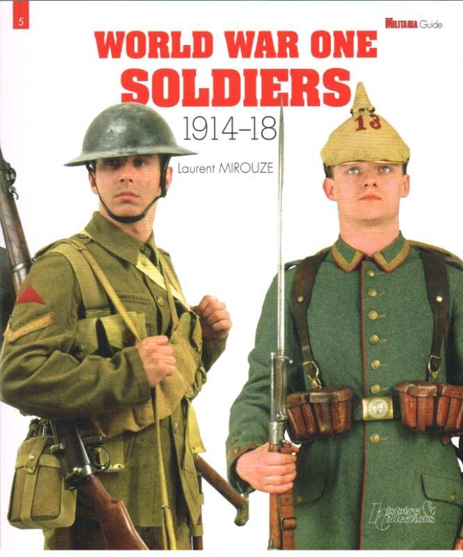 Image for WORLD WAR ONE SOLDIERS 1914-18