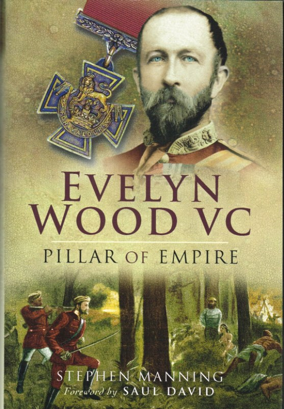 Image for EVELYN WOOD VC: PILLAR OF EMPIRE