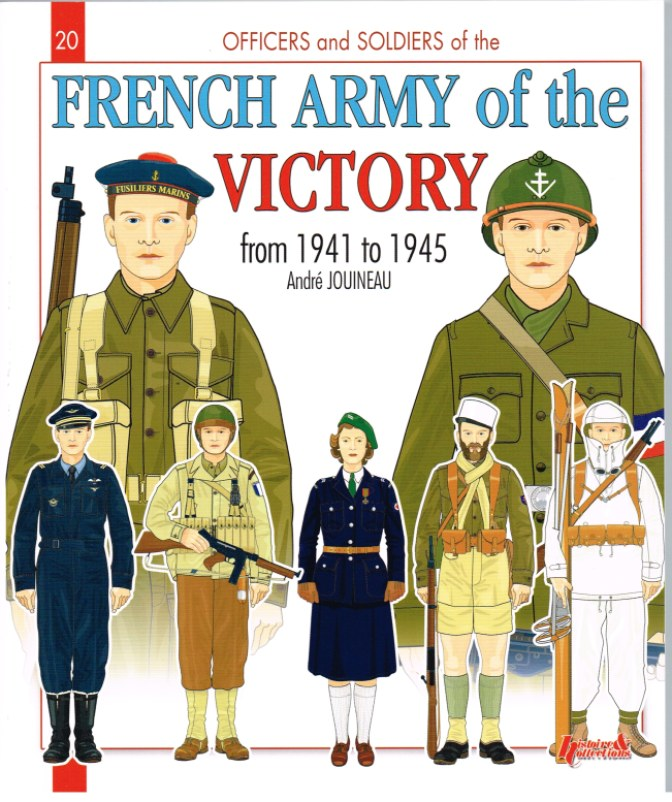 Image for THE FRENCH ARMY OF THE VICTORY: FROM 1941 TO 1945