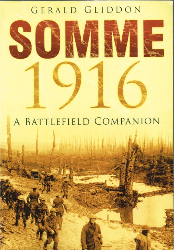Image for SOMME 1916: A BATTLEFIELD COMPANION