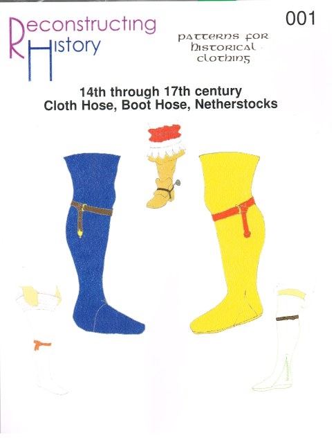 Image for RH001: 14TH THROUGH 17TH CENTURY CLOTH HOSE, BOOT HOSE, NETHERSTOCKS