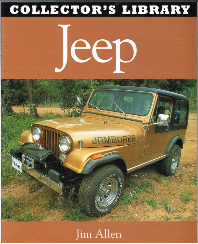 Image for JEEP: COLLECTOR'S LIBRARY